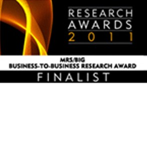 MRS Awards for Excellence in Research – 2011image