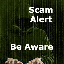 Latest Phishing scam. Be aware! image